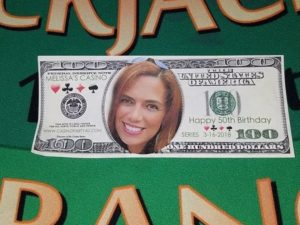 CUSTOM PLAY MONEY